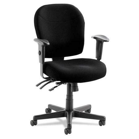 Alera Back Ergonomic Chair Black