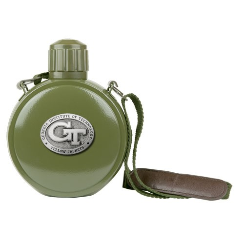 GT Logo Canteen with Compass by