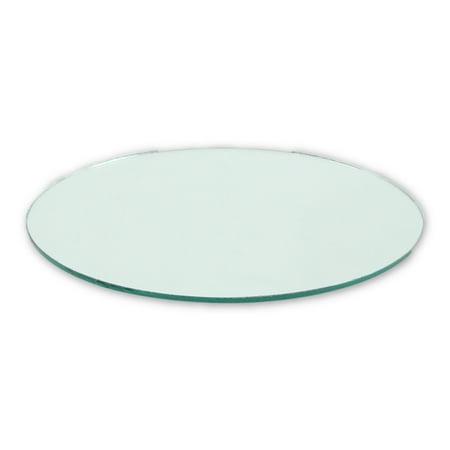 5 Inch Glass Craft Round Mirror 1 Piece Mosaic Mirror
