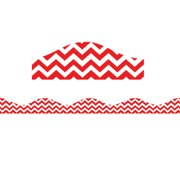 MAGNETIC BORDER RED CHEVRON