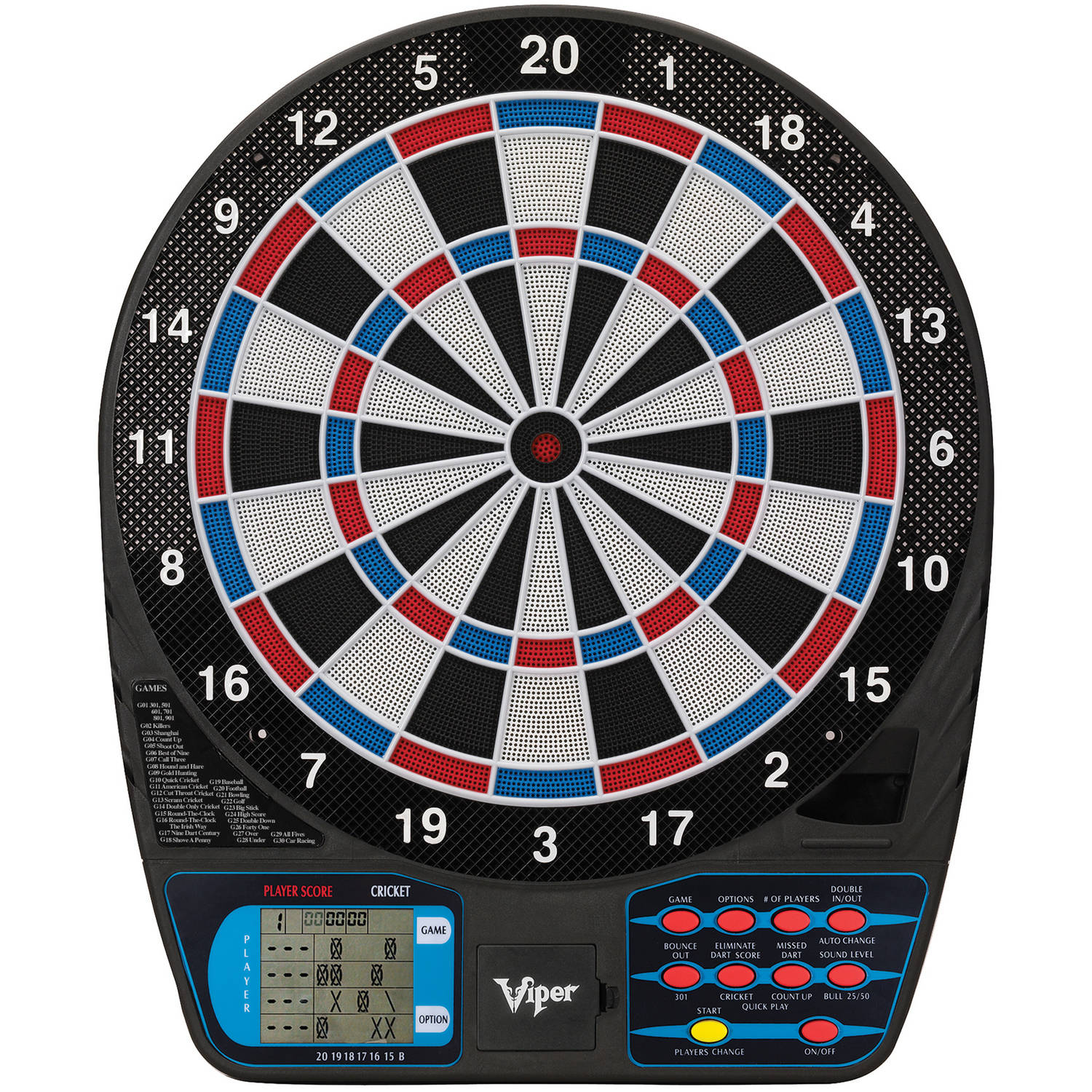 Viper 787 Electronic Dartboard by Generic