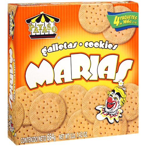 Payaso: Marias Cookies, 23.42 Oz