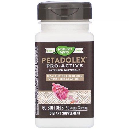 Enzymatic Therapy Petadolex Pro-Active 60 Sgels