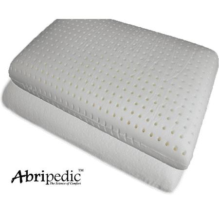 Abripedic Latex Lavender Ventilated Traditional Pillow (Single)