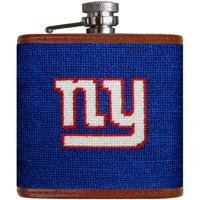 New York Giants Needlepoint Flask - No Size