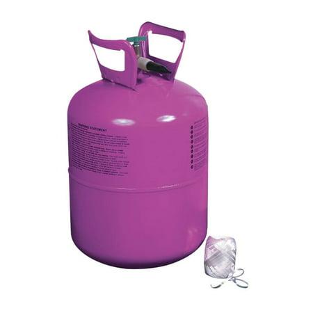 Small Helium Tank - Small Helium Tank
