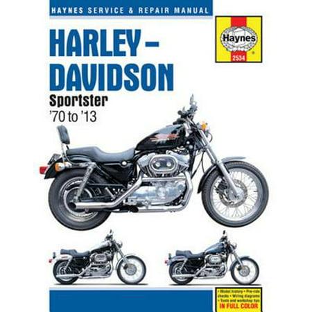 Harley-Davidson Sportster '70 to '13 ()