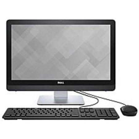 Refurbished Dell Inspiron 22 3000 I3263-8500BLK All-in-One Desktop PC - Intel Core i3-6100U 2.3 GHz Dual-Core Processor - 8 GB DDR RAM - 1 TB Hard Drive - 21.5-inch Touchscreen Display - Windows