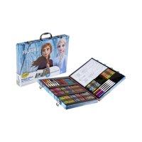 Crayola Frozen 2 Inspiration Art Case, 100 Pieces, Gift for Kids