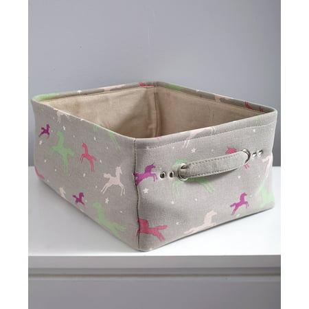 The Lakeside Collection Unicorn Storage Bin ()