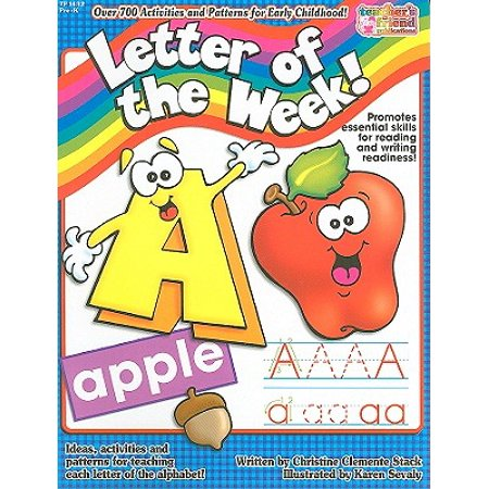 Letter of the Week! (No More Letter Of The Week)