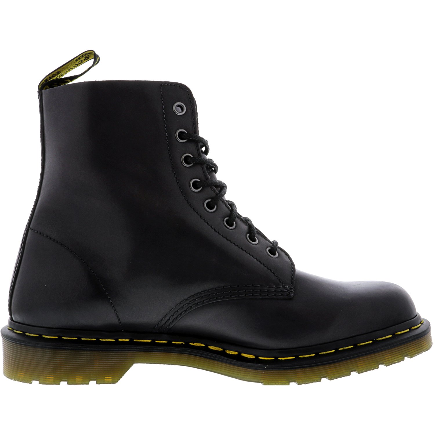 Dr. Martens Pascal Antique Temperley Charcoal High-Top Leather Boot - 11M / 10M