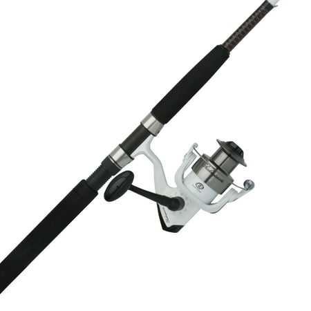 Shakespeare Ugly Stik Catfish Spinning Reel and Fishing Rod