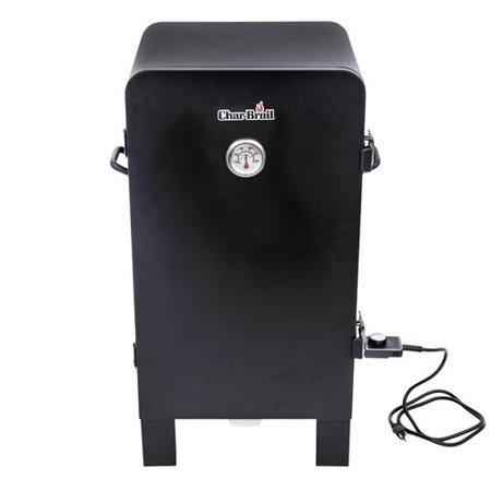 Charbroil Charcoal Smoker - Char-Broil Analog Electric Smoker