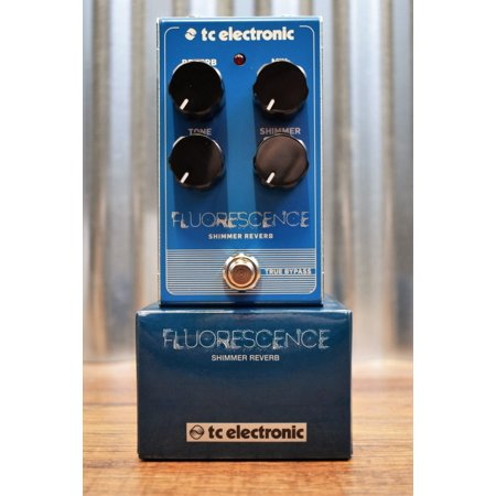 TC Electronic Fluorescence Shimmer Reverb Guitar Effect