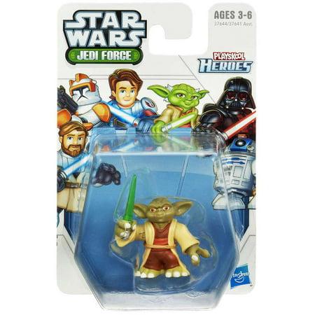 Star Wars Jedi Force Yoda Mini