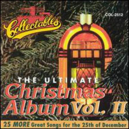 Ultimate Christmas Album Vol.2 (The Ultimate Halloween Party Album)