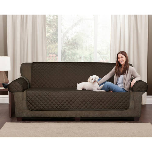 Better Homes And Gardens Waterproof Non Slip Faux Suede Pet/Furniture Sofa  Cover