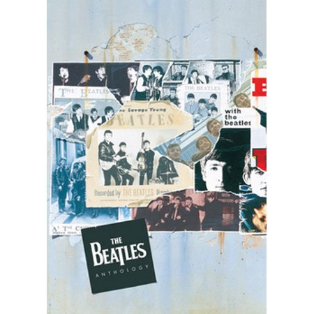 The Beatles Anthology (DVD) (George Best Le Cinquieme Beatles)
