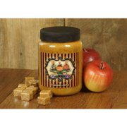 LANG Caramel Apple 26-Ounce Jar Candle, Scented with Fresh Cut Macintosh Apples and Melted Caramel