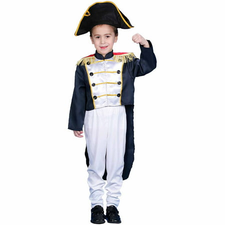 Colonial General Child Halloween Costume - General Lee Costume