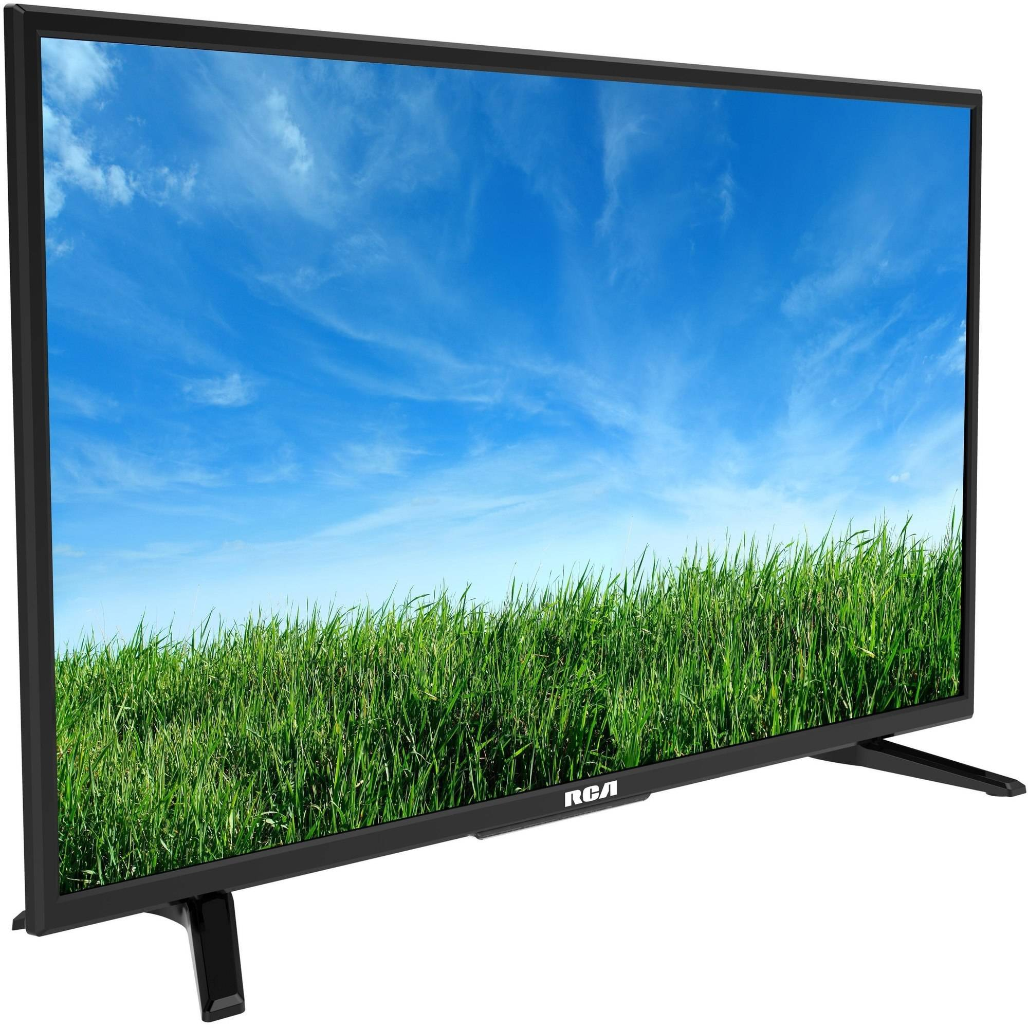 Sale RCA 32 INCH TV DVD COMBO 720p 3 HDMI HDTV LED YPBPR