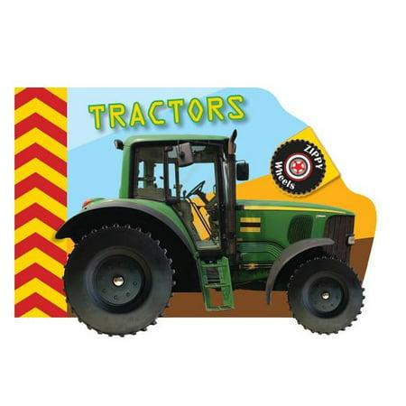 Tractors (Board Book)
