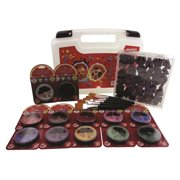 Ruby Red Paints PROSTAMP Professional Stamp Kit - 14 x 11 x 3.5 in.
