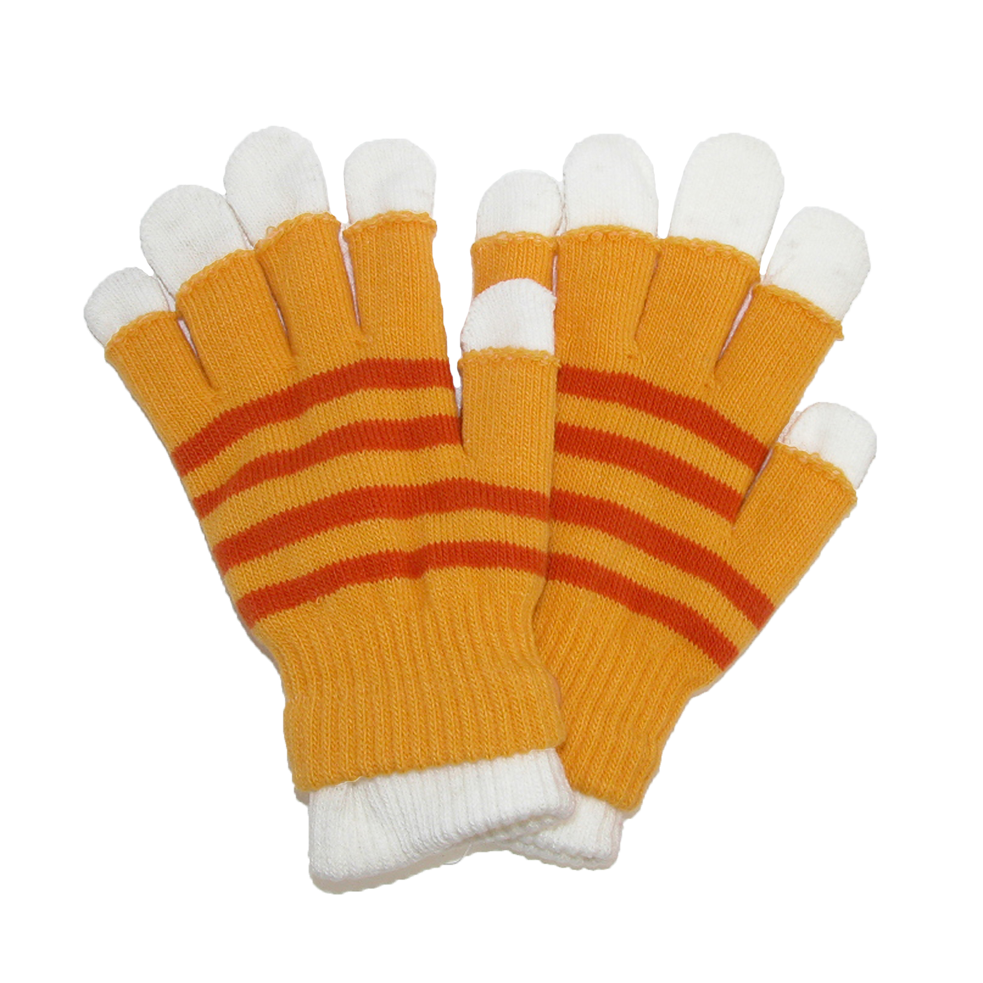 CTM®  Women's and Teens' 2 in 1 Winter Stretch Gloves