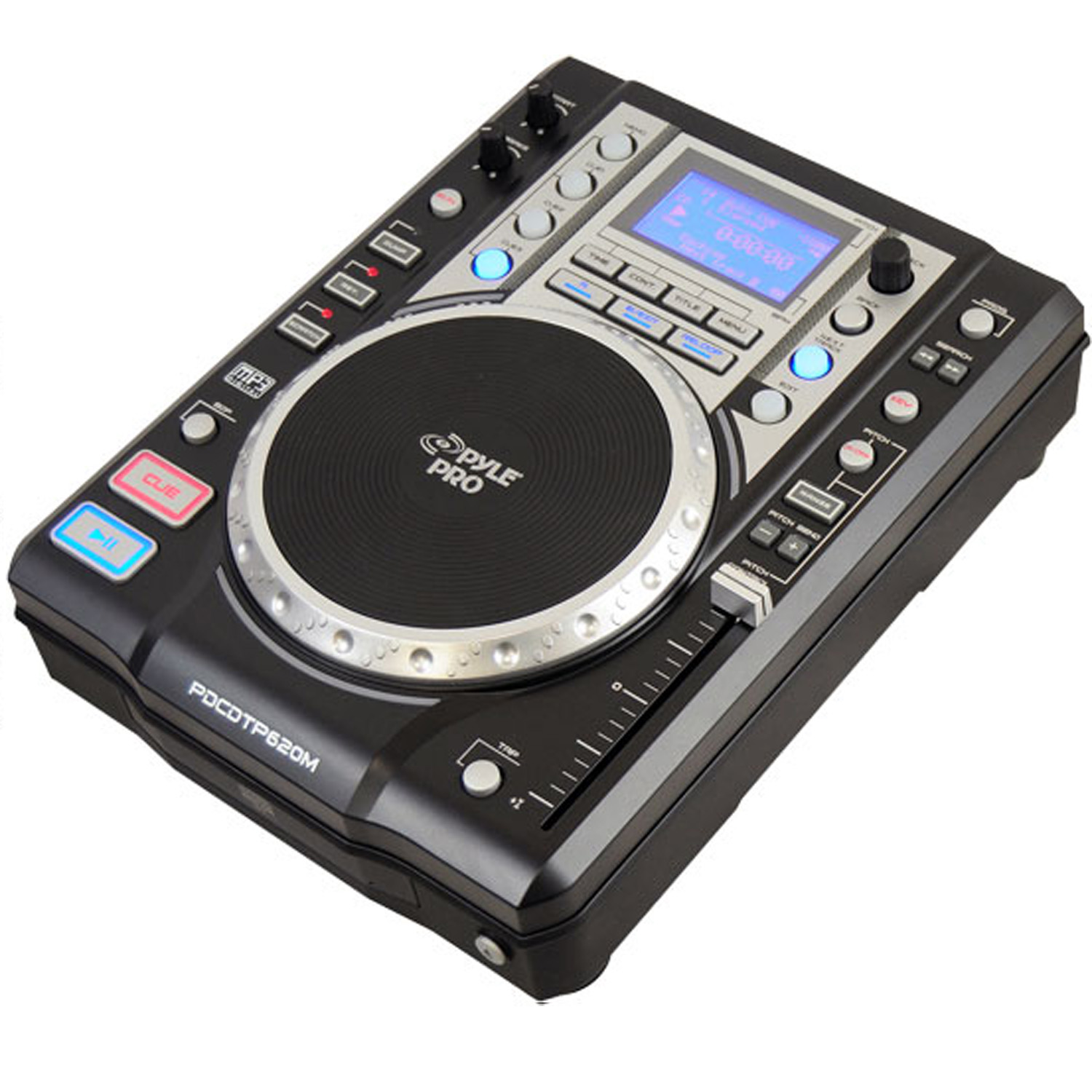 PylePro DJ/CD/CD-R/MP3 Media Player and Controller