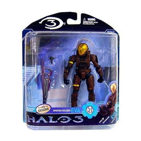 McFarlane Halo Series 2 Spartan Soldier EVA Action Figure - Spartan Soldiers Halo