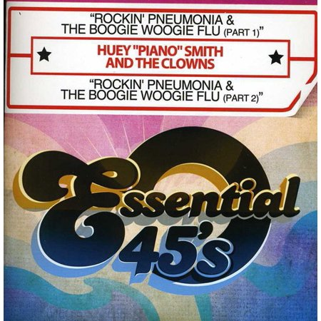 Rockin Pneumonia   The Boogie Woogie Flu