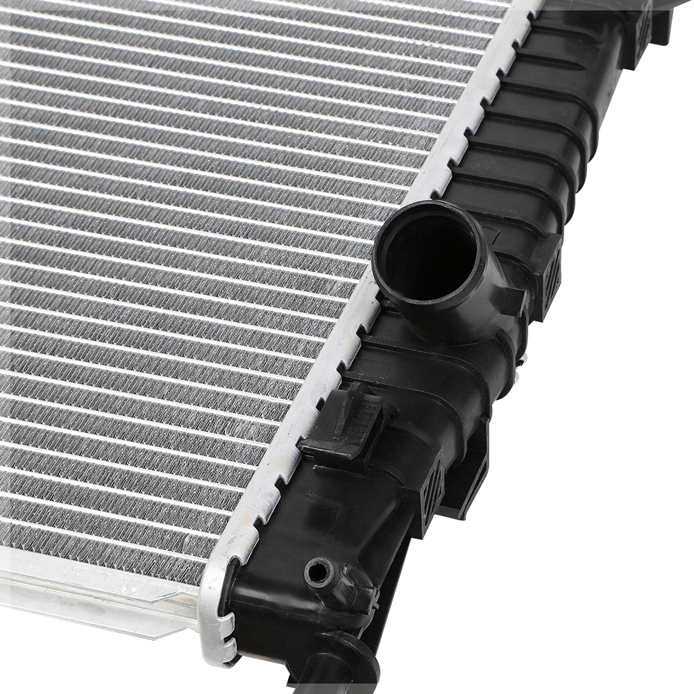Aluminum Radiator OE Replacement for 04-09 Mazda 3 2.0L 2.3L Turbo I4 dpi-2696