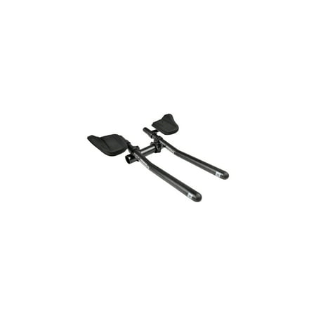 - Profile Design T5 Plus Aluminum Aerobar: with J2 Bracket and F19 Armrest, Black