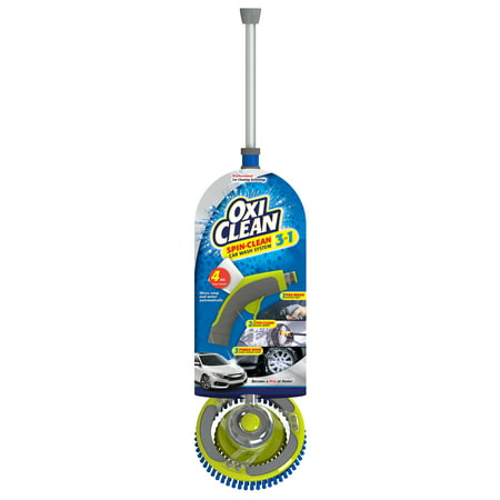 Oxi-clean Spin Clean Car Wash -