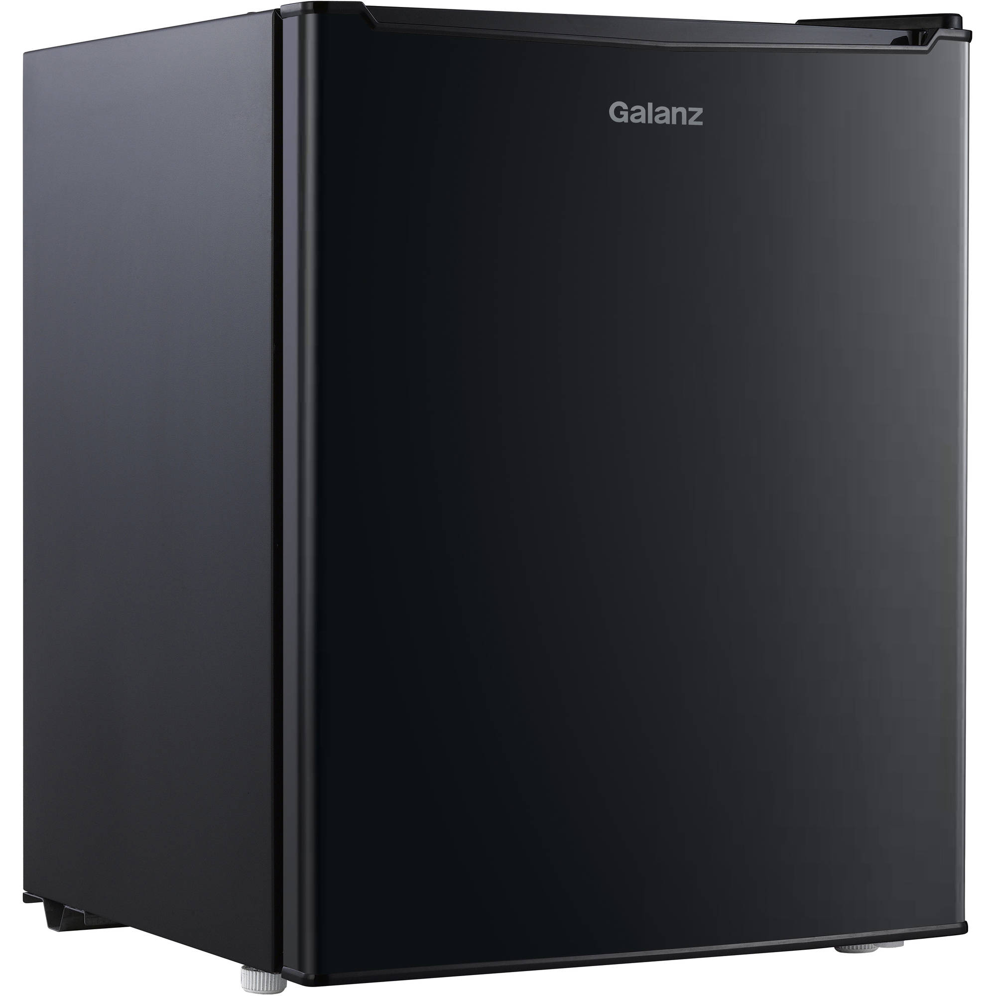 Galanz 2.7 Cu Ft Single Door Mini Fridge GL27BK, Black