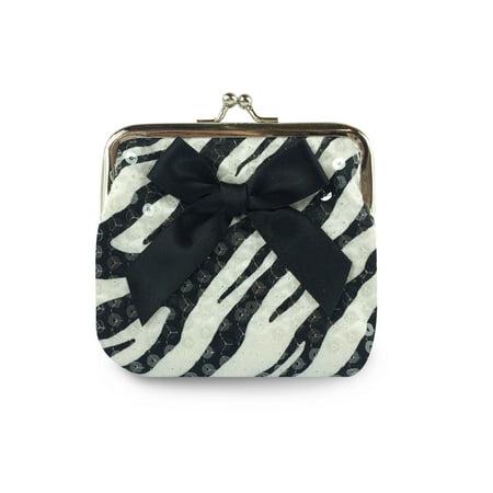 Gift Card Zebra Clutch - Calendar.com Coupon