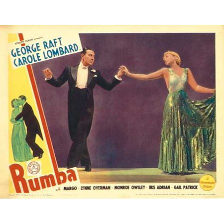Rumba POSTER Movie B Mini - Rumba London Halloween
