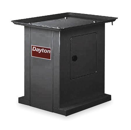 Steel Floor Stand For Dayton Mill/Drills DAYTON 2LKR3