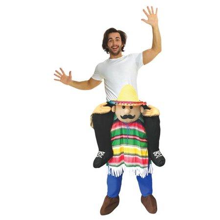 Adult Cinco De Mayo Piggyback Costume - One Size](Cinco De Mayo Costumes)