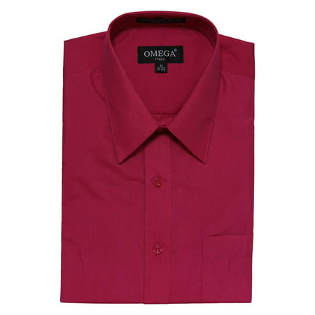 Gravity Threads Mens Dress Shirt Short Sleeve  Button Up Shirt