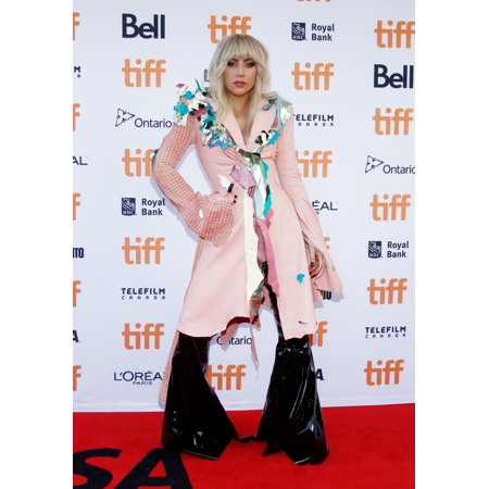 Lady Gaga At Arrivals For Five Foot Two Premiere At Toronto International Film Festival 2017 Visa Screening Room At The Princess Of Wales Theatre Toronto On September 8 2017 Photo By JaEverett Collect](Halloween Night 2017 Toronto)