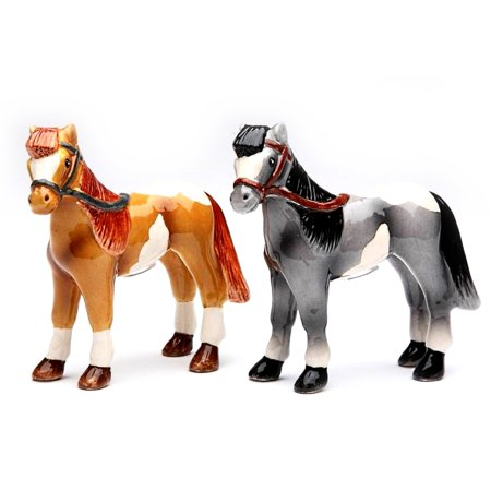 Horse  Salt & Pepper Shaker - Farm Centerpieces