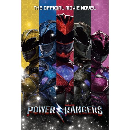 Power Ranger Coloring Pages (Power Rangers: The Official Movie)