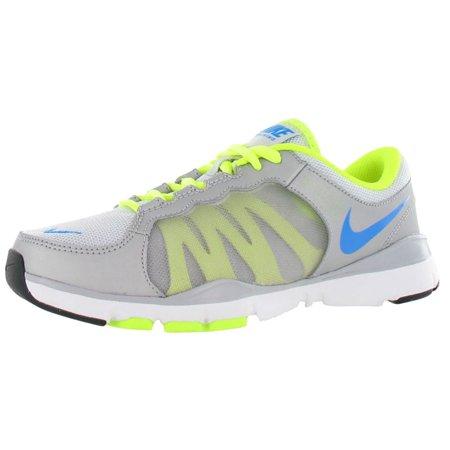 Nike Flex Trainer 2 Damenschuhe Schuhes Gray neon neon Gray Blau Walmart  d2049e
