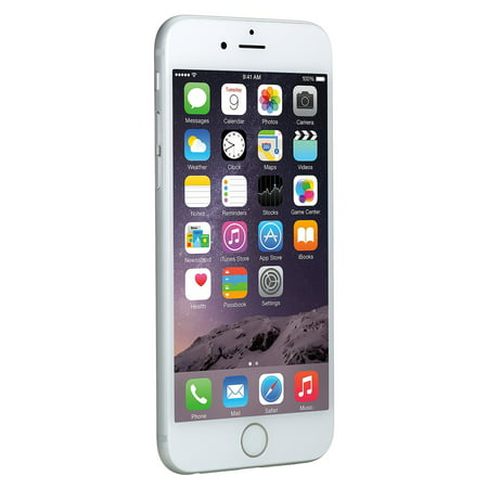 Apple A1549P 64GB SILVER iPhone Plus Unlocked