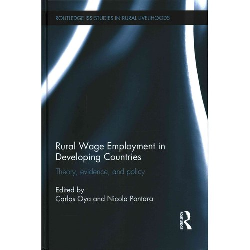 Rural Wage Employment in Developing Countries: Theory, Evidence, and Policy