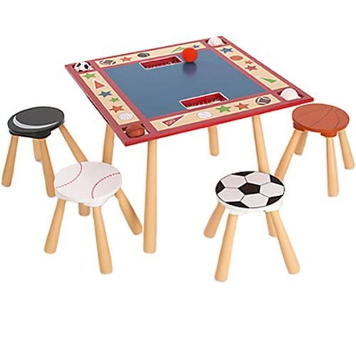 Levels of Discovery All Star Sports Table and Chair Set