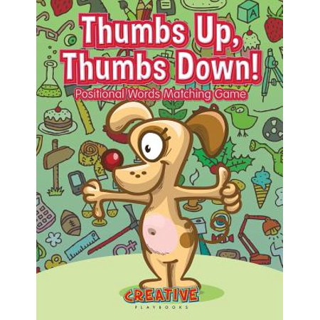 Thumbs Up, Thumbs Down! Positional Words Matching Game](Thumbs Up And Thumbs Down)