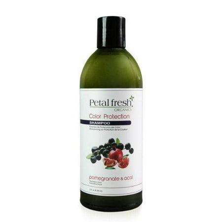 Bio Creative Lab Petal Fresh Organics Shampoo  Pomegranate And Acai  12 Fluid Ounce